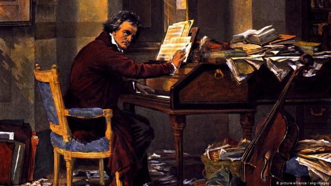 Cả thế giới chìm trong những giai điệu thiên tài của Beethoven
