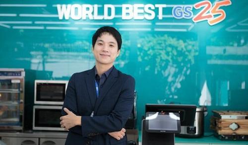 Sơn Kim mở cửa hàng tiện lợi GS25 đầu tiên