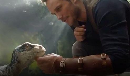 Câu chuyện điện ảnh: Cuộc đổ bộ của khủng long