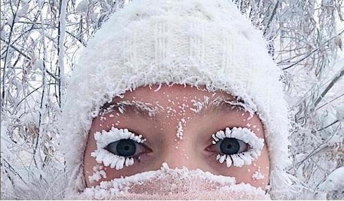 Ngôi làng lạnh nhất thế giới ở Nga chạm ngưỡng nhiệt kỷ lục, nhiệt kế vỡ tung