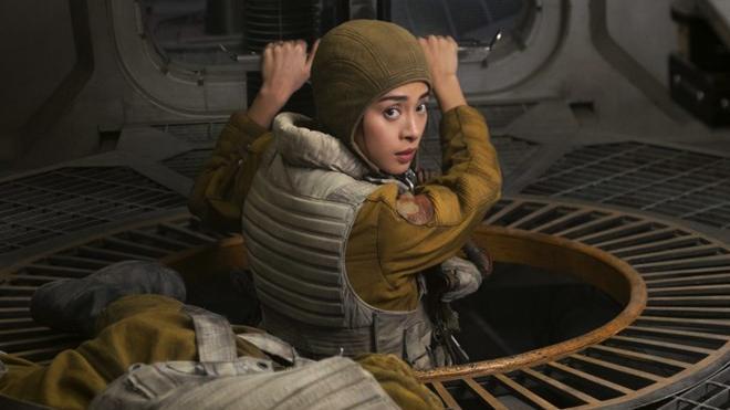 Ngô Thanh Vân mất 3 tháng để có gần 1 phút trong phim ′Star Wars′