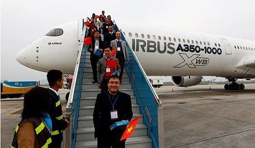 """Máy bay thân rộng - """"át chủ bài"""" của Airbus cho thị trường châu Á"""