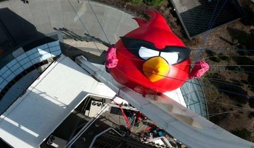 """Công ty mẹ game Angry Bird chuẩn bị IPO tỷ """"đô"""""""