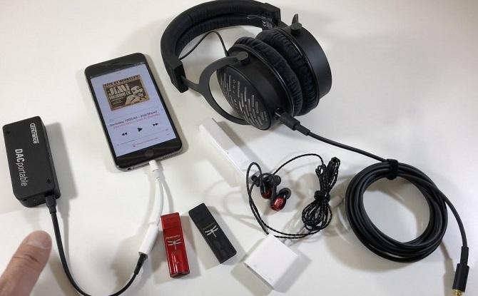 Cổng tai nghe đã chết, thời đại audiophile di động đã chính thức bắt đầu