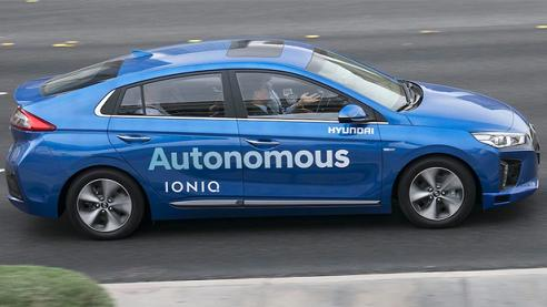Amazon đầu tư vào startup xe tự lái Aurora