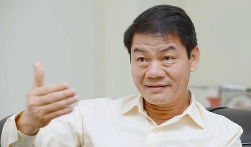 Trần Bá Dương: Tỷ phú USD vào top giàu nhất Việt Nam