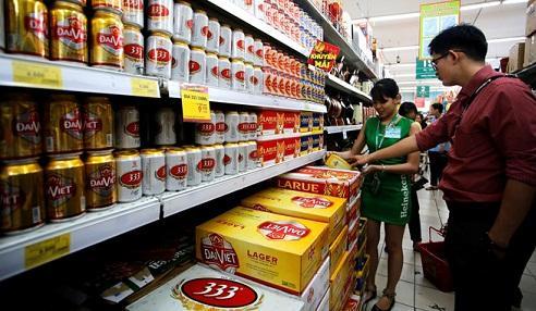Người Việt uống 4 tỉ lít bia/năm, lợi nhuận nước ngoài hưởng?