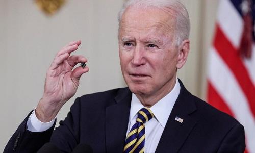 Tổng thống Joe Biden chật vật giải quyết trình trạng thiếu chip