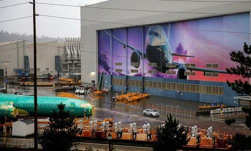 Boeing thua lỗ kỷ lục trong năm 2020