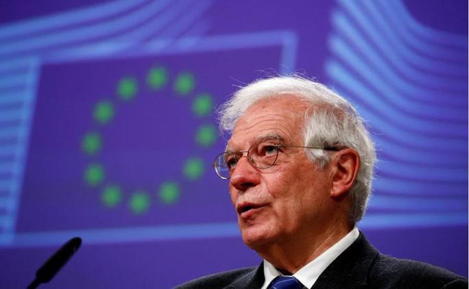 """EU: Mỹ mất dần quyền lực, cần """"chiến lược mạnh mẽ hơn"""" với Trung Quốc"""