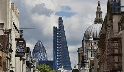 Vẻ đẹp của tòa nhà cao thứ 2 London vừa bị nhà đầu tư Trung Quốc thâu tóm