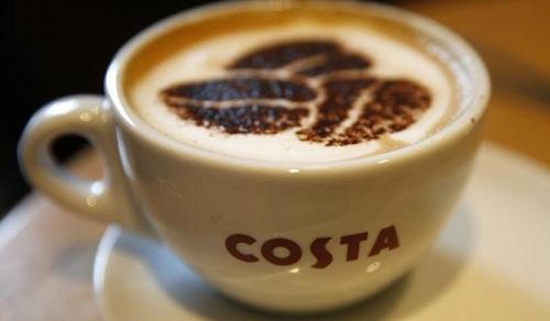 Chuỗi cà phê lớn thứ nhì thế giới tăng tốc để đuổi kịp Starbucks