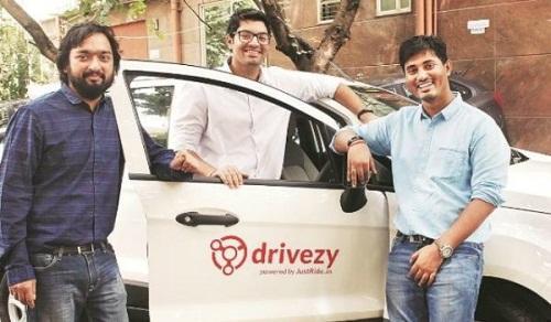 Startup cho thuê ô tô, xe máy giá rẻ