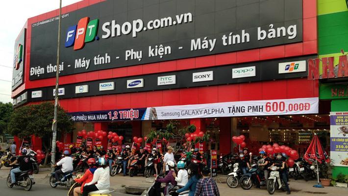 """""""Ông lớn"""" bán lẻ di động thứ 2 Việt Nam sắp lên sàn"""
