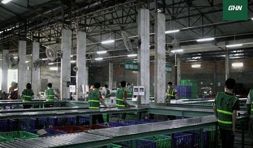 Giao Hàng Nhanh vào top 3 đơn vị giao nhận thương mại điện tử
