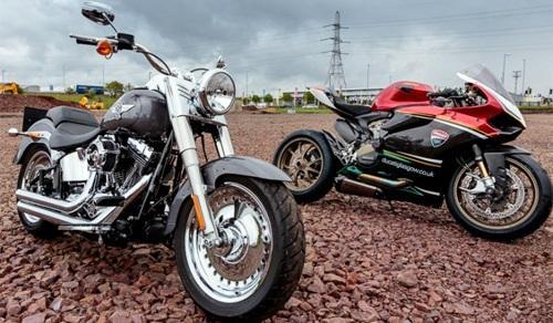 """Harley-Davidson và Ducati có thể sớm """"về một nhà"""""""