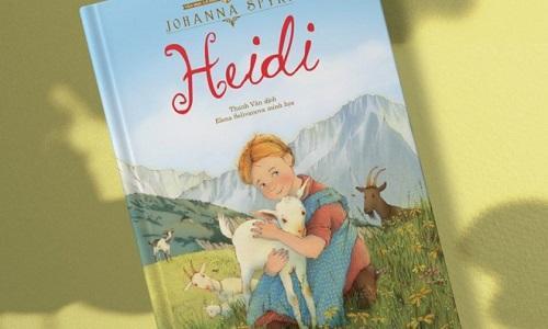 Ra mắt ′Heidi′ - tiểu thuyết kinh điển cho thiếu nhi