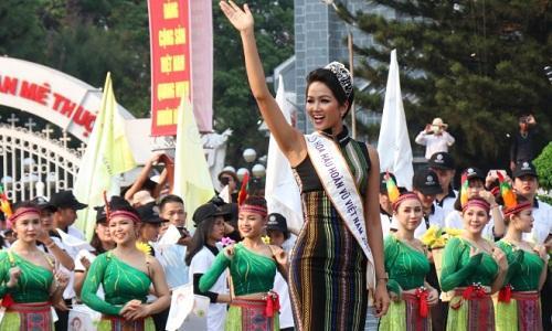 Hoa hậu H′Hen Niê: Niềm kiêu hãnh giữa đại ngàn Tây Nguyên