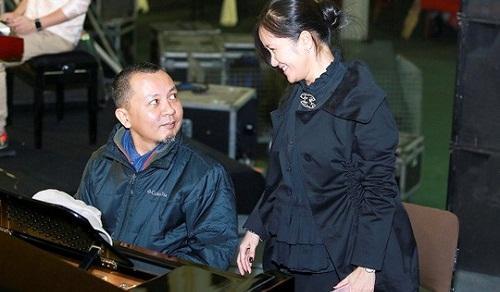 Nhạc sĩ Lưu Hà An nói gì về CD mới của Diva Hồng Nhung?