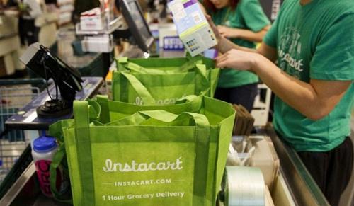 """Startup """"mua sắm hộ"""" được định giá hơn 7 tỷ USD"""