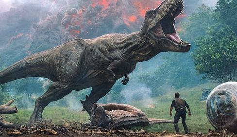 Jurassic World 2 sẵn sàng chinh phục khán giả