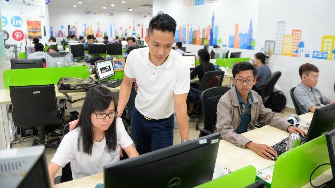 Tăng trưởng ′nóng′, ngành công nghệ thông tin ồ ạt tuyển người