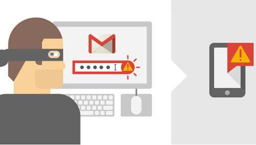 """Google """"chiến đấu"""" với nạn đánh cắp mật khẩu"""