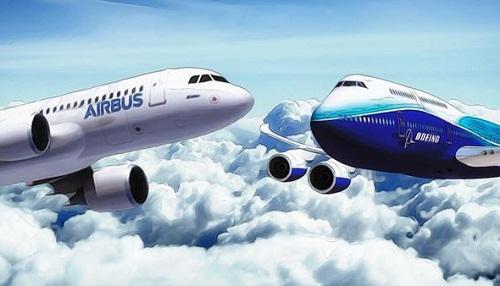 """Boeing, Airbus """"trúng số"""" tại châu Á"""