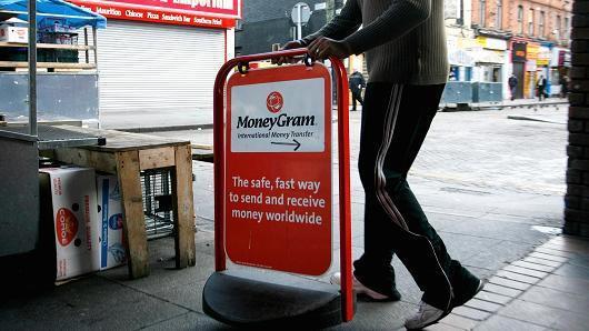 Mỹ chặn Jack Ma thâu tóm công ty chuyển tiền MoneyGram