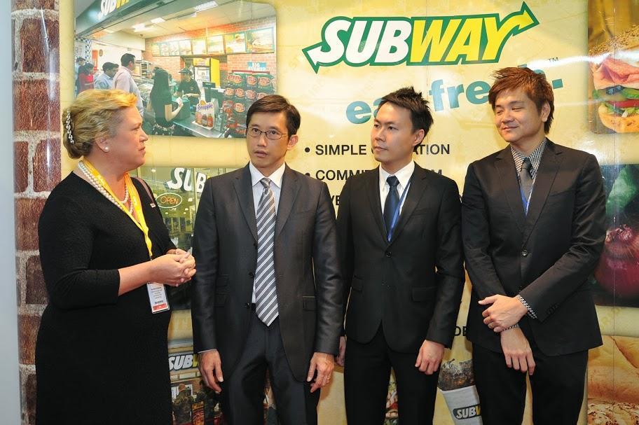 IFBO- Hội chợ nhượng quyền thương mại chuyên nghiệp lần đầu tiên tại Việt Nam