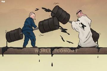 ′Lý thuyết trò chơi′ trong cuộc chiến dầu mỏ Nga - Ả Rập Xê Út