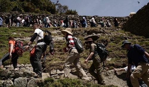 Peru giới hạn du khách để bảo vệ Machu Picchu