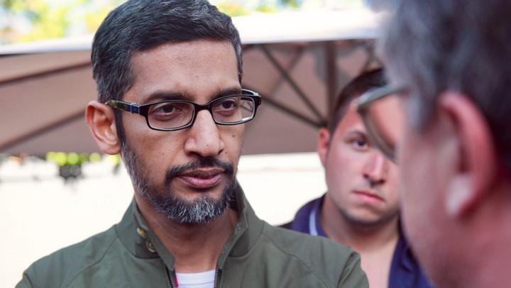 CEO Google cảnh báo nhân viên không mang quan điểm chính trị vào trong công việc hoặc