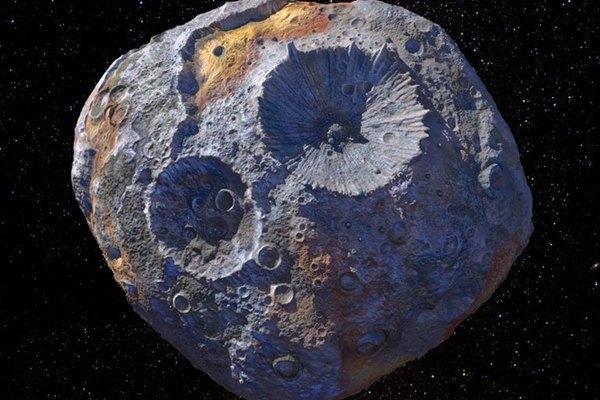 NASA khám phá ′kho vàng vũ trụ′ có thể biến mọi người trên Trái Đất thành tỷ phú
