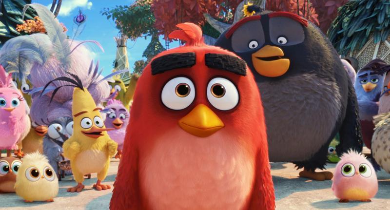 Dàn nhân vật mới toanh cực thú vị và độc đáo trong Angry bird 2