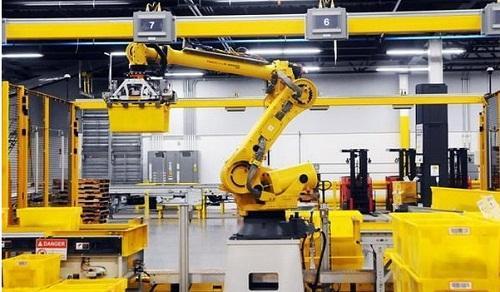 Sử dụng robot tăng gấp đôi trong hoạt động chế tạo toàn cầu
