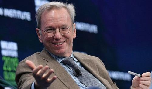 Cựu CEO Google: Mỹ hụt hơi về đổi mới công nghệ, giúp Trung Quốc thu hẹp khoảng cách