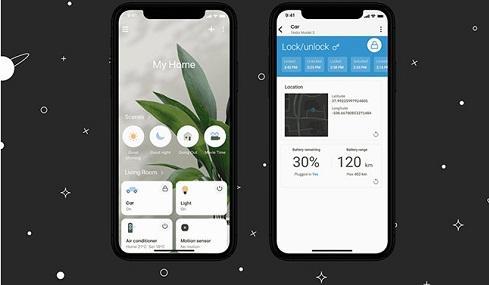 Ứng dụng SmartThings sẽ sớm kết nối với xe hơi