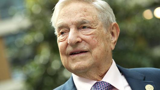 George Soros chuyển 18 tỷ USD tới tổ chức từ thiện
