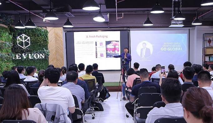 Startup Việt Nam hãy mạnh dạn vươn ra thị trường quốc tế