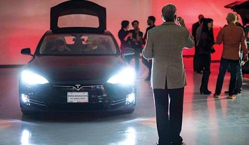 Tesla: giá trị một tầm nhìn