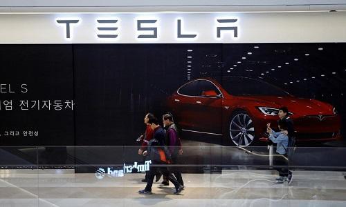 Doanh số bán tăng vọt, Tesla đang tạo ra cơn sốt mới tại Hàn Quốc