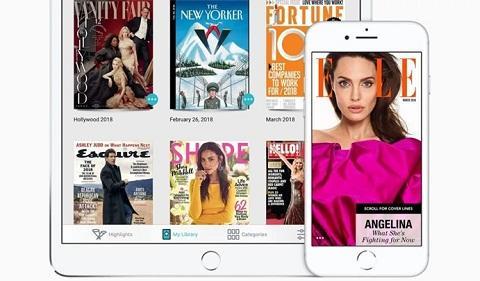 """Apple mua lại Texture: """"Netflix của ngành xuất bản tạp chí"""""""