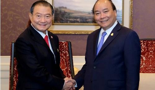 Chủ tịch Thaibev hứa với Thủ tướng đưa Sabeco ra thị trường thế giới