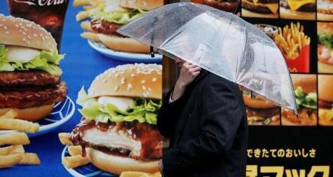 2 tỉ người thừa cân, béo phì