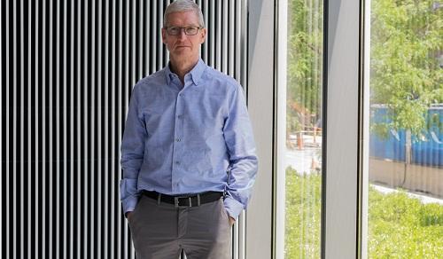 Tim Cook: Apple chưa sẵn sàng bàn về tương lai