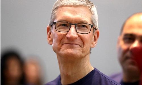 Tim Cook hết hợp đồng làm CEO Apple vào cuối năm 2021