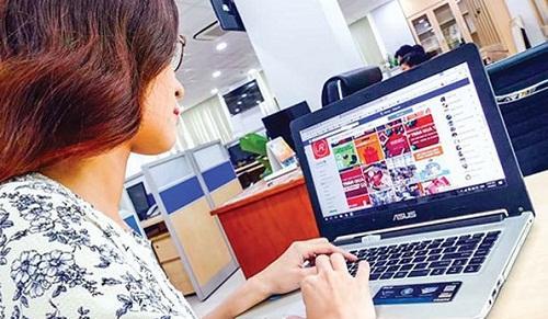 Thương mại điện tử: Alibaba, Amazon đang dần lộ diện