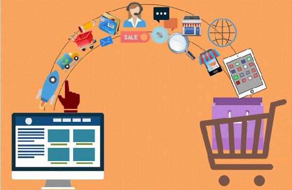 Doanh nghiệp thương mại điện tử giành giật thị trường