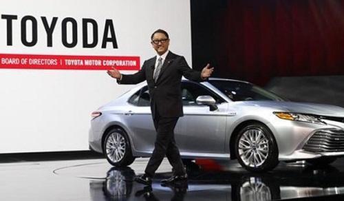 Toyota thừa nhận thua kém đối thủ về công nghệ